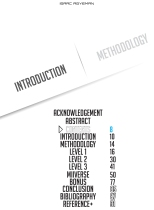 Thesis shot- Contents Page 2